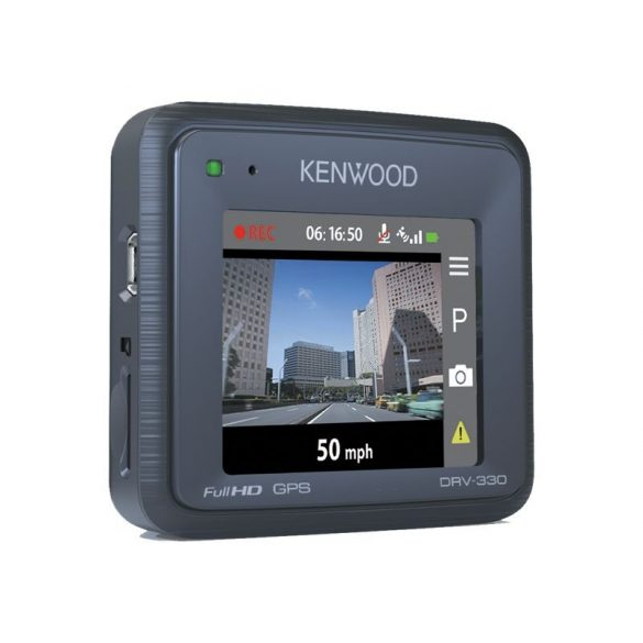 Kenwood DRV-330 menetkamera