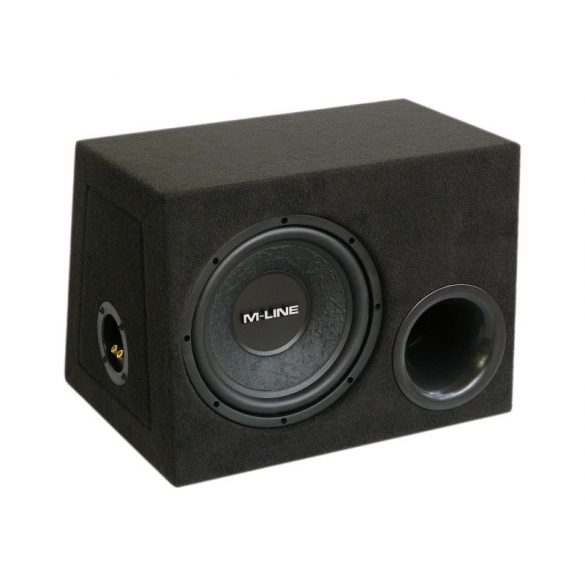Gladen Audio M 10 BR autóhifi subwoofer reflex ládában