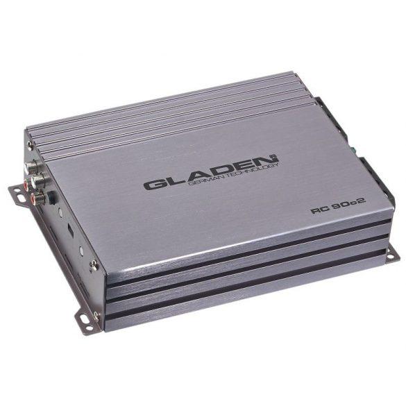 Gladen Audio RC 90c2 autóhifi erősítő 2 csatornás