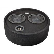 Gladen Audio RS 08 Round Box DUAL subwoofer zárt ládában