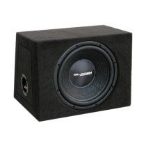 Gladen Audio RS 12 ZD autóhifi subwoofer zárt ládában