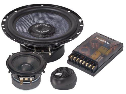 Gladen Audio RS 165.3 három utas autóhifi hangszóró szett