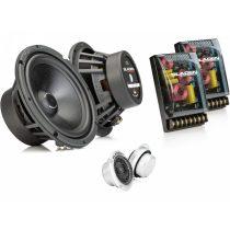 Gladen Audio Zero Pro 165.2 DC két utas High End autóhifi hangszóró szett