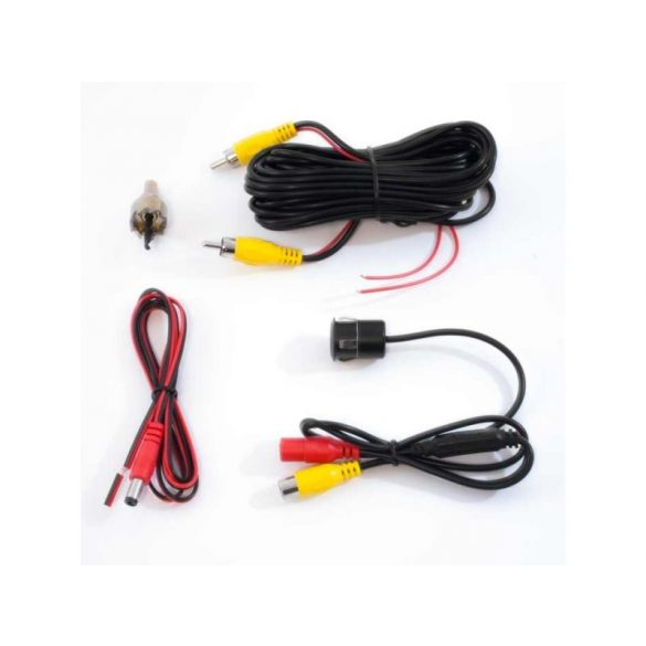 Univerzális tolatókamera befúrható, hátsó szereléshez GE-CAM10-420TVL