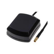 GPS antenna MMCX dugó csatlakozóval egyenes