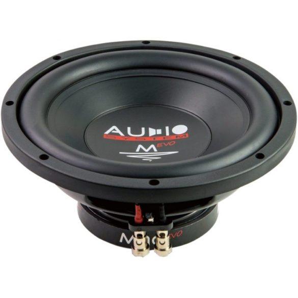 Audio System M 10 EVO 250mm-es mélynyomó