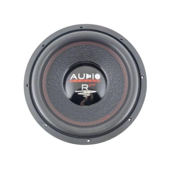 Audio system R12 EVO 300mm-es mélynyomó