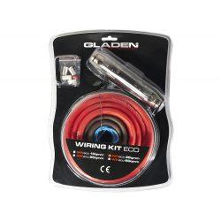 Autóhifi kábel készlet 35 mm² erősítő bekötéshez Gladen Audio WK 35