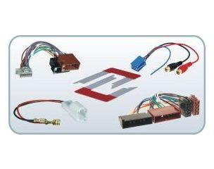 Autóhifi tartozékok, adapterek, active system adapterek, csatlakozók, keretek, kárpitok, kábelek